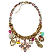 Betseyville Statement Necklace by Betsey Johnson for JCP