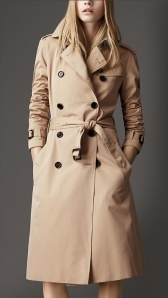 Traditional Burberry Trench $1,495